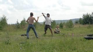 Уроки фехтования
