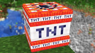 MIND-BLOWING New Minecraft TNT!