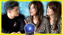 PSYCHIC READING WITH ALEX WASSABI