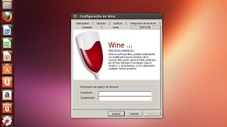 How to install latest Wine (to Run Windows applications) on Ubuntu Linux