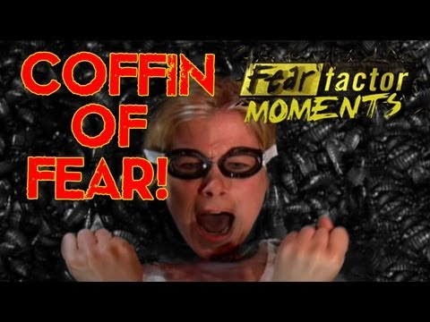 Fear Factor Moments   Coffin of Fear