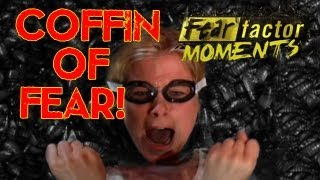 Fear Factor Moments | Coffin of Fear