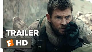 12 Strong Trailer 2 2018 Movieclips Trailers