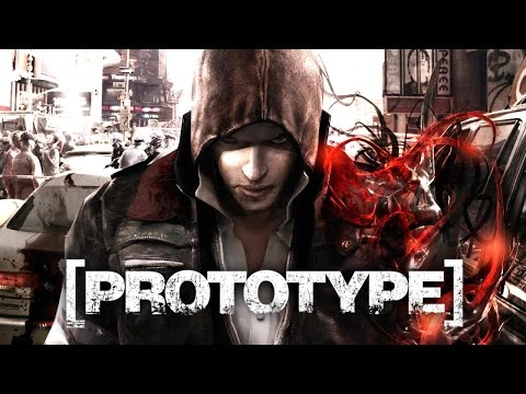 Prototype Game Movie (All Cutscenes) 1080p HD