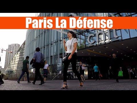 La Défense - The Modern Business District of Paris
