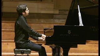 Ariel Lanyi plays Beethoven Sonata No 27, Op 90