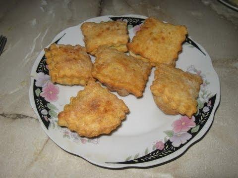 Тесто для равиолли с мясом