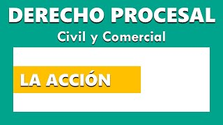 Action in Procedural Law
