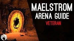 ESO Veteran Maelstrom Arena Guide - Elder Scrolls Online vMA