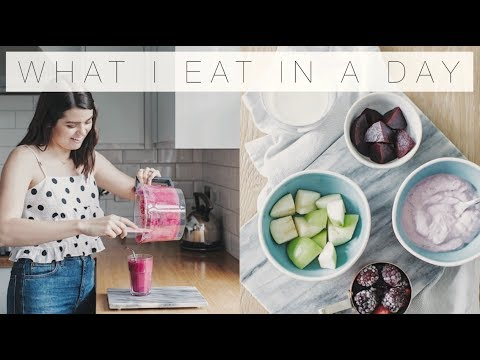 What I Eat In A Day & Fitness Chat | The Anna Edit