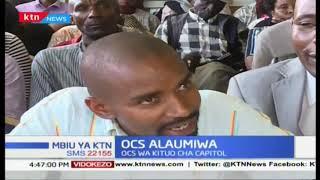 OCS wa kituo cha polisi cha Capital Hill Nairobi alaumiwa kwa kutofanya kazi vyema