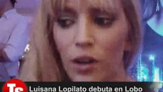 Me halaga que me consideren una de las mujeres más sexies - Luisana Lopilato
