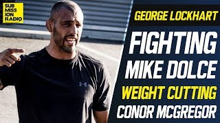 """George Lockhart Responds: Mike Dolce """"Crossed The Line"""" With Recent Accusations"""