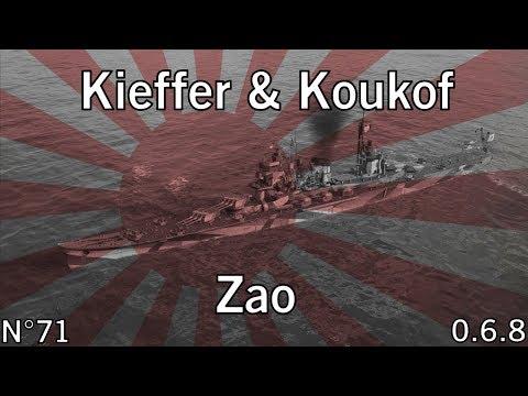 World of Warships - 0.6.8.1 - Zao - Mountain Range - HD