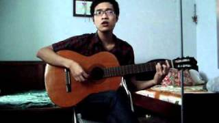 Rainbow (Vietnamese Version) Jay Chou - guitar cover