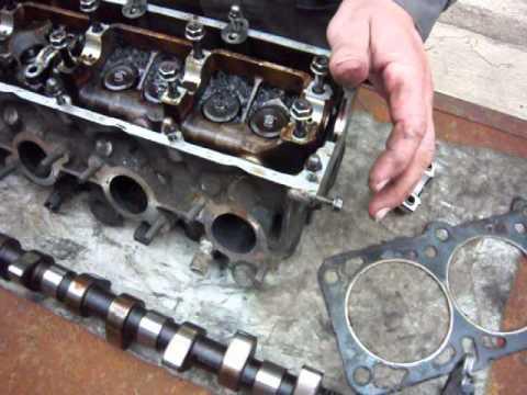 двигатель volvo 850 ремонт