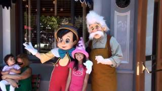 trip to disneyland california on hd 2011 part 1 the happiest place on earth