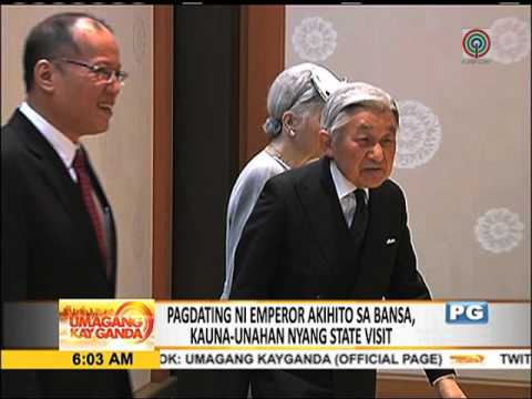 List: Cancelled flights due to Emperor Akihito's visit
