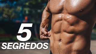 5 SEGREDOS PARA QUEIMAR GORDURA | XTREME 21