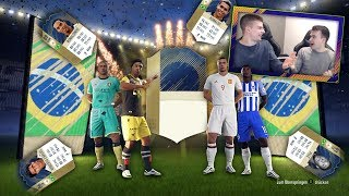 FIFA 18: 3 Garantierte ICON PACKS! OMG BRASILIEN!!