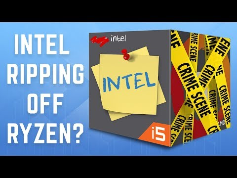 Intel Refreshing Coffee Lake? - Direct Ryzen Ripoff