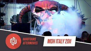 Masters of Hardcore Italy 2011 aftermovie HardTours.de & Feierreisen.de