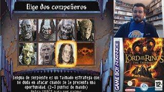 EL SEÑOR DE LOS ANILLOS: LA TERCERA EDAD (Game Boy Advance) - Estrategia para GBA | Gameplay Español