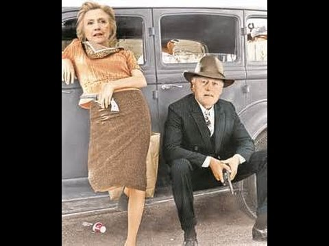 Image result for hillary clinton and clyde