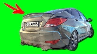 Топ 23 Самых Крутых Товаров Для Hyundai Solaris Из Китая + Конкурс