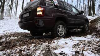jeep grand cherokee wj quadra drive zamość
