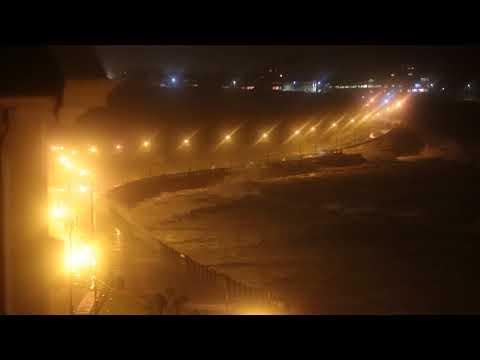 Big Storm (Hurricane Ophelia) in Douglas, Isle of Man 16-10-2017 3