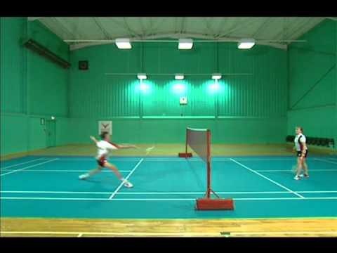 Forehand Net Shot (Kĩ thuật bỏ nhỏ trên lưới thuận tay)