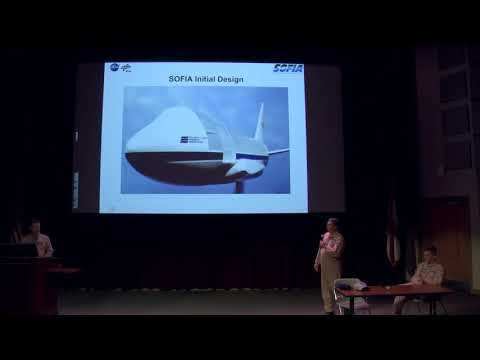 NASA SOFIA Pilot Presentation