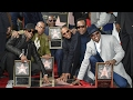 New Edition - Hollywood Walk of Fame Ceremony