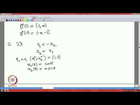 Mod-06 Lec-29 Basic Definitions and Examples