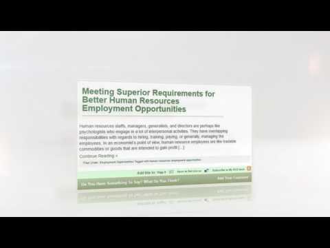 Employment Opportunities Part 3 by Verse Finance