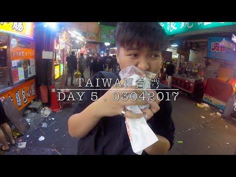 TAIWAN台湾 VLOG | DAY 5 | 03042017 | QINGJING TO TAIZHONG . YIZHONG STREET . FENGJIA NIGHT MARKET