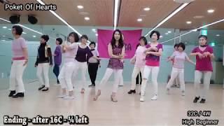 Pocket of Hearts - Line Dance …