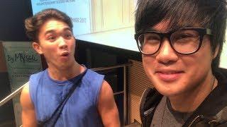 Meeting the #ByMySideTheMovie Cast!! | a Jinnyboy film