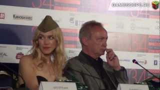 Пресс-конференция Железное Небо (Iron Sky Press Conference)