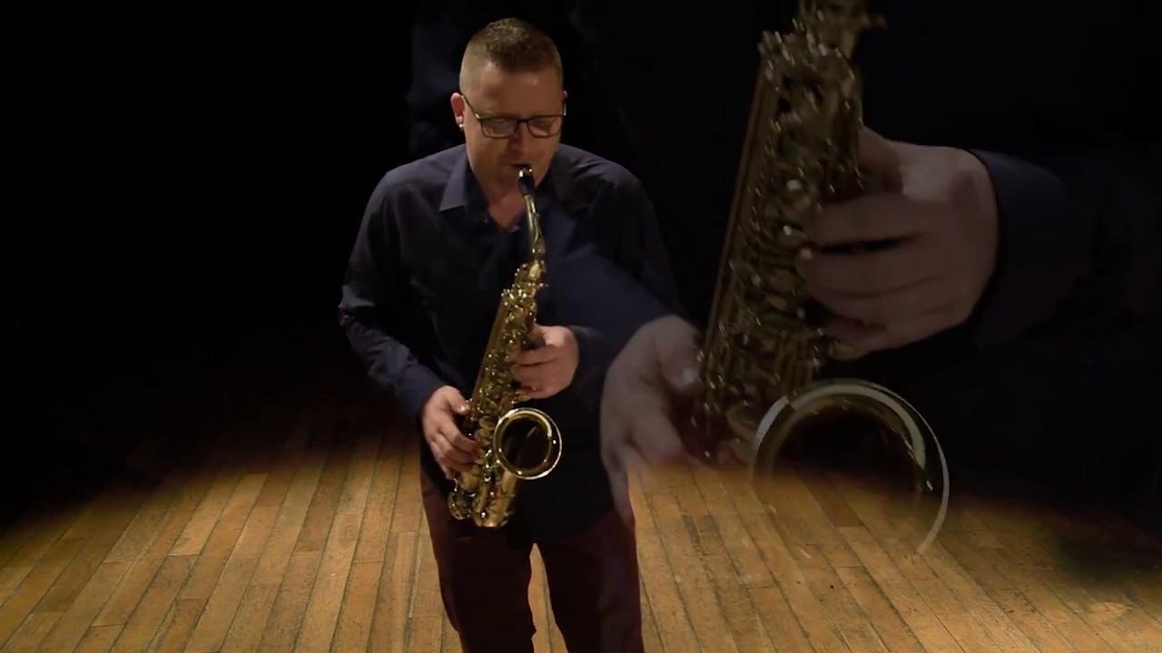 """Alex Sebastianutto (sax) play """"SALSA"""" by Christian Lauba"""