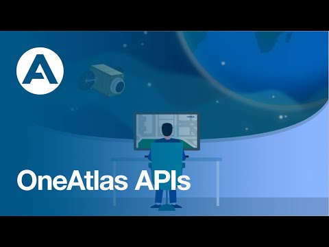 OneAtlas APIs Provides Easy Access to Satellite Imagery and Data, Analytics and Thematic Services