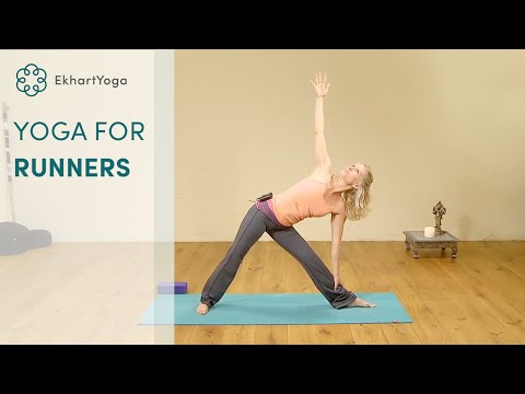 Yoga Practice for Runners, 20min Sequence