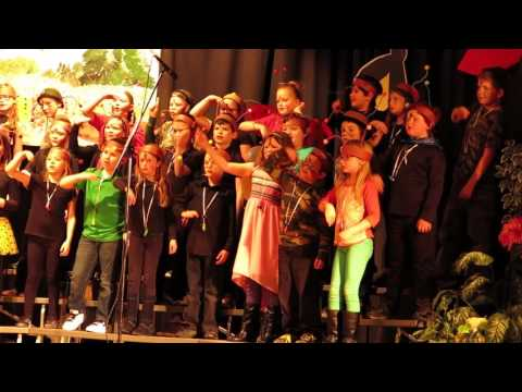 Chimacum Creek Primary School Concert March 29th 2017 in the CHS Auditorium