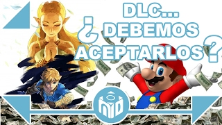 La VERDAD de los DLC de NINTENDO | NDeluxe