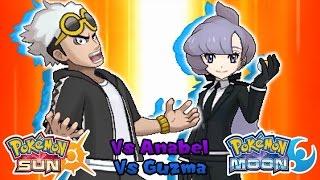 Pokémon Sun & Moon: Me & Wally Vs.Anabel & Guzma (Battle Tree)