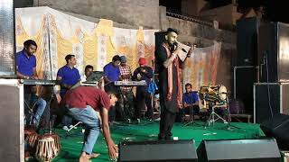 ||Lakh hovan chachiyan tayian ||song by|| mani maan||live jagran village virk || ali sound jandiala
