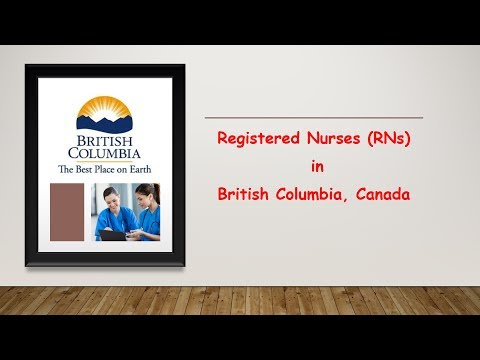 How To Become A Nurse (RN) In  Canada (Canadian RN)