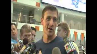 Ryan Lochte - The Best Swimmer All Over The World