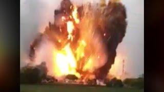 Deadly 2013 Texas plant blast deemed